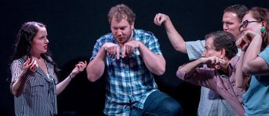Improv Comedy Class: Improv Fundamentals Saturdays Term 1