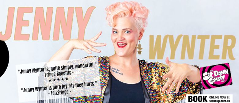 Stand Up Comedy With Jenny Wynter