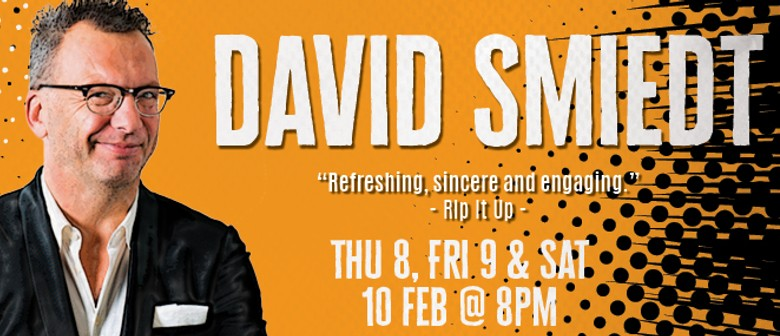 Stand Up Comedy With David Smiedt