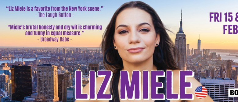 Stand Up Comedy With Liz Miele