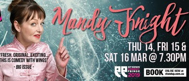 Stand Up Comedy With Mandy Knight