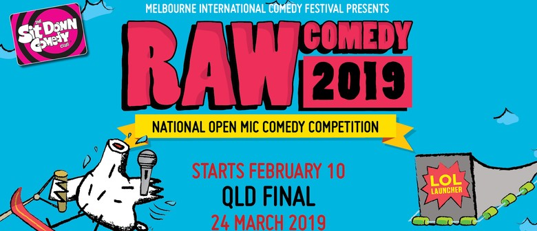 Raw Comedy 2019 – Heat 3