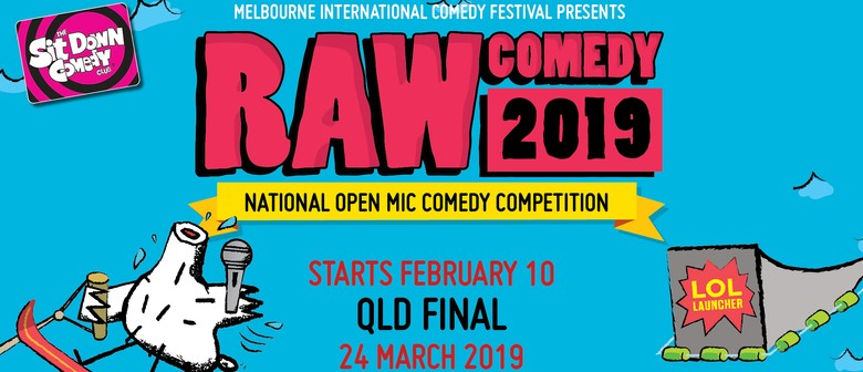 Raw Comedy 2019 - Heat 5