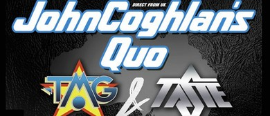 John Coghlan's Quo with special guests TMG