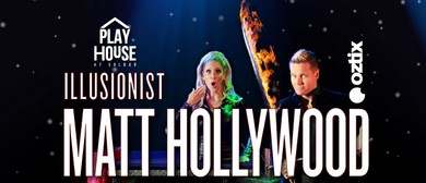 Matt Hollywood – Illusionist