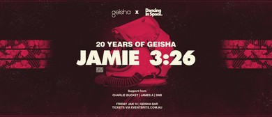 Dancing In Space & Geisha Presents 20 Years of Geisha