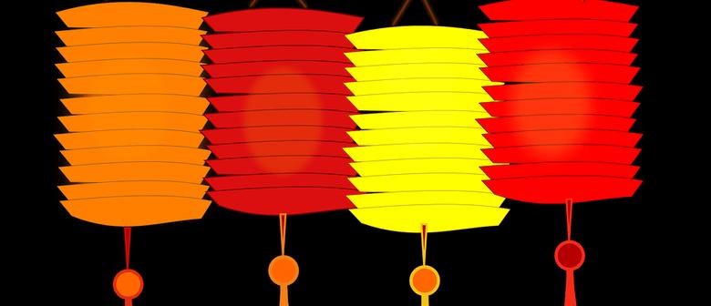 Chinese Lantern-Making Workshop