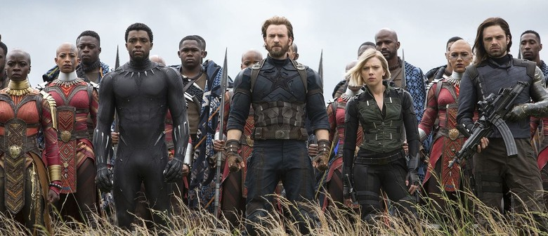 Avengers – Infinity War – Movie Review By Michael O'Sullivan