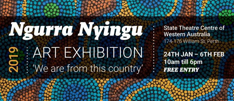 Ngurra Nyingu Art Exhibition