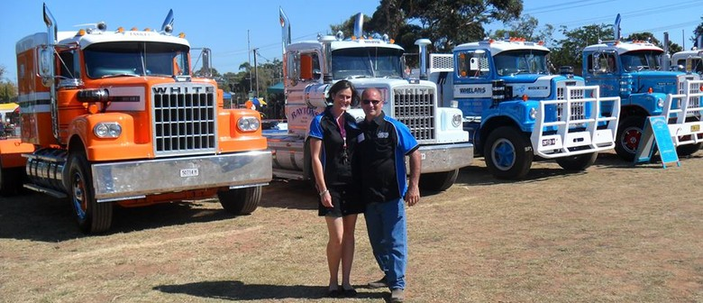 White Truck Muster & Vintage Machinery Rally