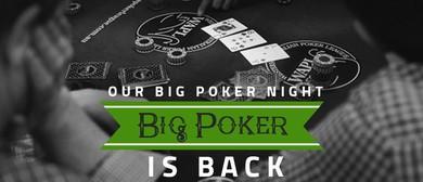 Carbon's Annual Big Poker Night