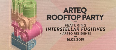 Arteq Rooftop Party ft. Interstellar Fugitives