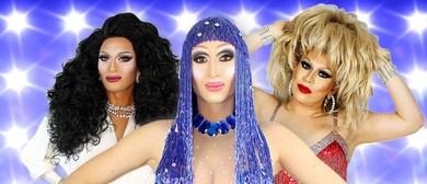 Les Divas: An All-Male Revue