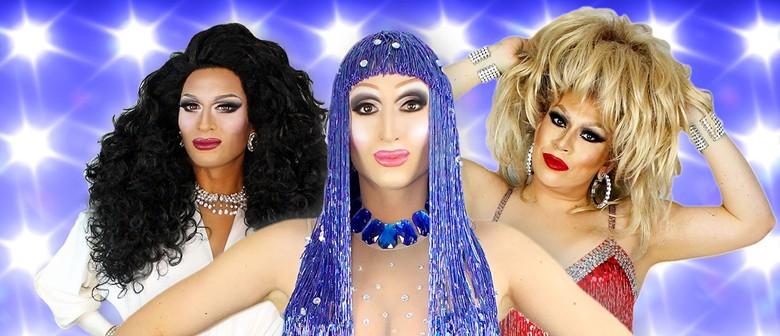 Les Divas: An All-Male Revue