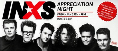 INXS Appreciation Night