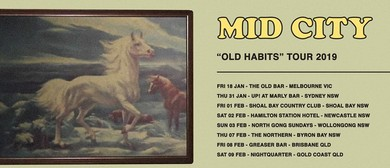Mid City – Old Habits