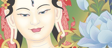 The Blessing Empowerment of White Tara