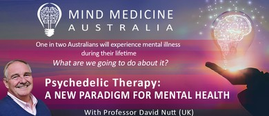 Psychedelic Therapy: A New Paradigm for Mental Health