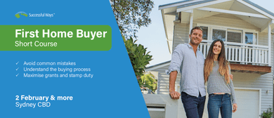 First Home Buyer Course