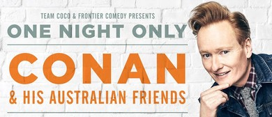 Conan & His Australian Friends