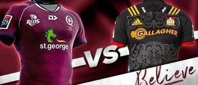 St. George Queensland Reds v Chiefs Trial Match