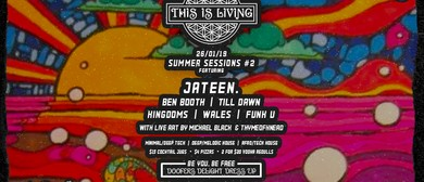 This Is Living – Saturday Day Party