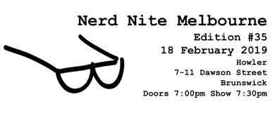 Nerd Nite Edition 35