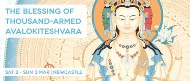 Thousand-Armed Avalokiteshvara Empowerment Weekend