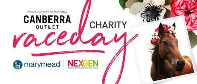 Canberra Outlet Charity Race Day