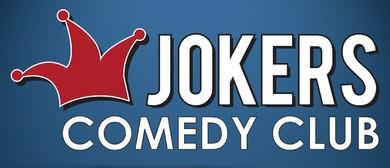Rob Braslin – Jokers Comedy