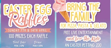 $5,000 Family Fun Easter Egg Raffles