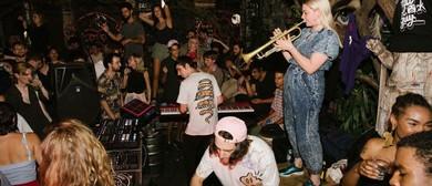 Jazz Bazaar With Audrey Powne