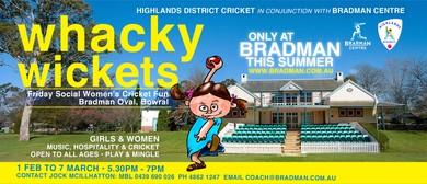 Whacky Wickets 2019