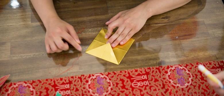 Kids' Workshops for Lunar New Year