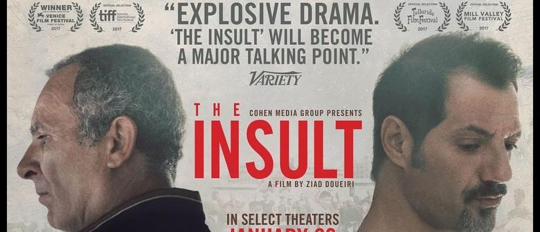 Eltham Film Night – The Insult