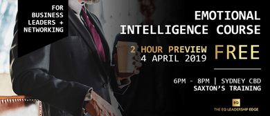 Emotional Intelligence Course 2-Hour Preview For Business
