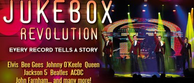 Boys In the Band – Jukebox Revolution