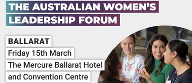The Australian Women's Leadership Forum