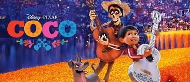 Cinema in the Square – Coco