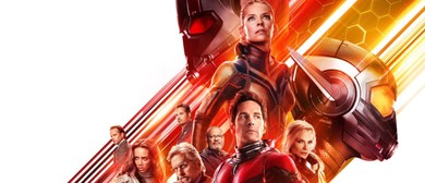 Cinema in the Square – Ant Man and the Wasp