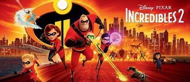 Cinema in the Square – Incredibles 2