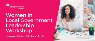 Women In Local Government Leadership Workshop