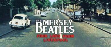 The Mersey Beattles – Four Lads From Liverpool