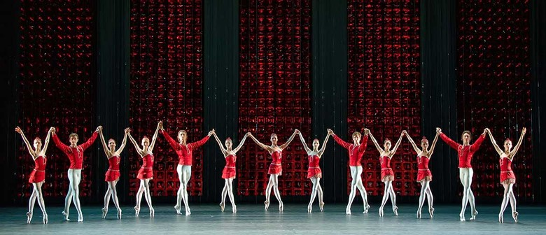Bolshoi Ballet – Jewels