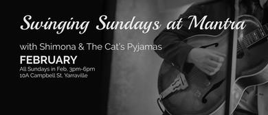 Shimona & The Cat's Pyjamas