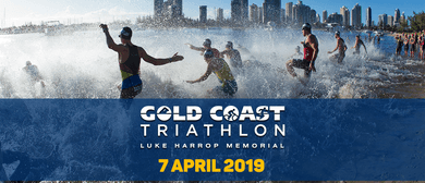 Gold Coast Triathlon: Luke Harrop Memorial