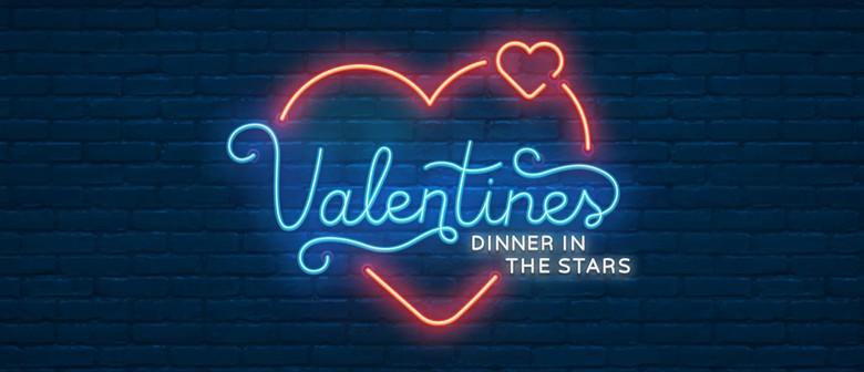 Valentine's Dinner In the Stars
