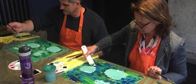 All Levels Fun Painting Class