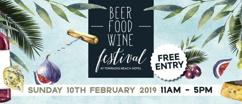 Beer, Food & Wine Festival