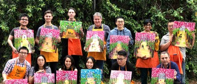 A Paint of Fresh Air – All Levels Outdoor Painting Class